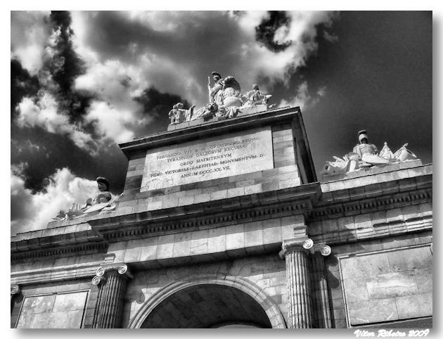MADRID: Porta de Toledo