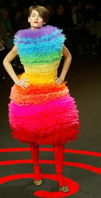 Ugly Dress for Prom