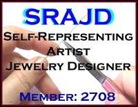 Self-Representing Artist Jewelry Designer