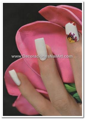 Diseños de uñas (Cariños) Diseños de uñas (Cariños) Imagen Decoraciones 004