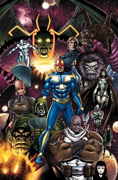 Marvel 2013 2017 – la phase 2 des films marvel est en préparation