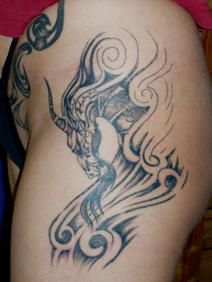 Dragon Tattoos Design-4