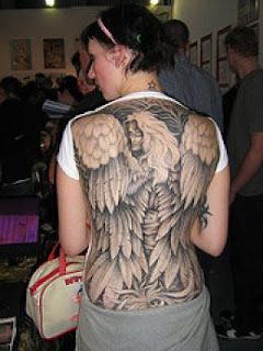 Beautiful Angel Tattoo,Angel Tattoo,Art Tattoo,Design Tatttoo,girls Tattoo,Woman Tattoo