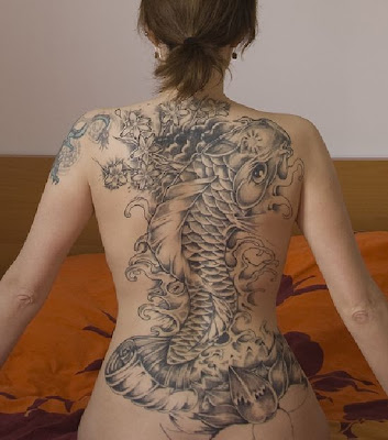 Label: The Octopus Tattoo Art