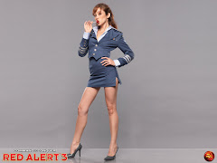 Red Alert 3 EA  Sexy Women Wallpaper AutumnReeser2