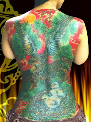 Back Tattoo,Art Tattoo, Sexy Girls Tattoo