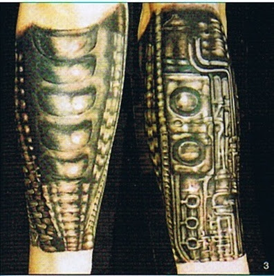 some really cool ideas for 3D cool tattoo designs. Being a creative and