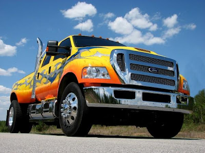 Ford Super Truck Modify
