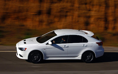 prices announced Mitsubishi Lancer Sportback 2010
