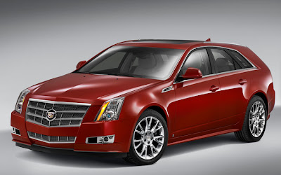 2010 Cadillac CTS Sport Wagon First Drive Review