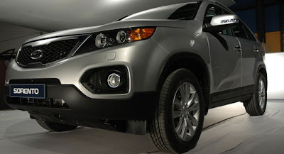 First details and official images of the new Kia Sorento