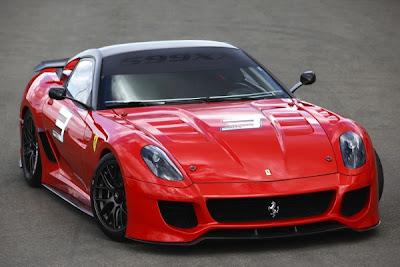 Ferrari 599XX High-res Pics