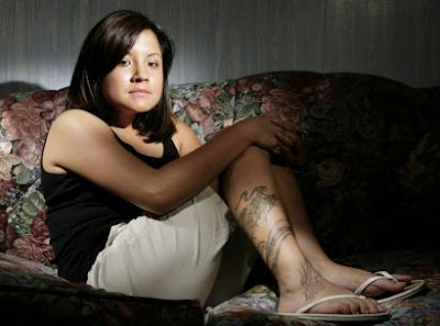 leg tattoo women sexy girls
