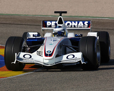 Are Driver Changes in Store For 2010?, BMW Formula One Team