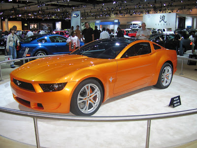 Check Out What's New This Time!, The 2010 Mustang Coming Soon