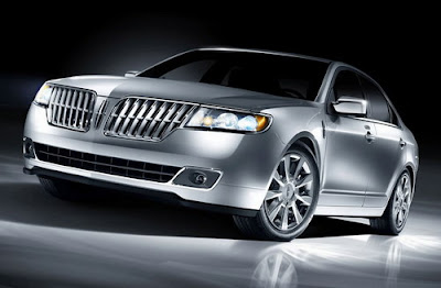 The New 2010 Lincoln MKZ