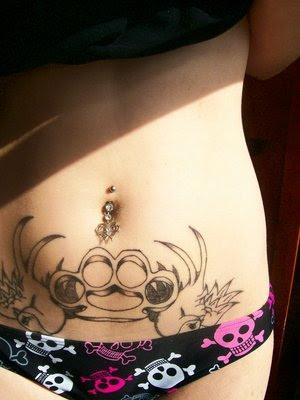 abdomen tattoos sexy art girls