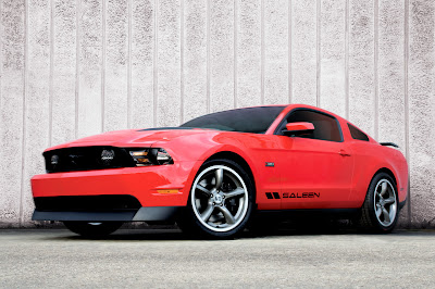 Saleen 435S Mustang Auto Review 2010