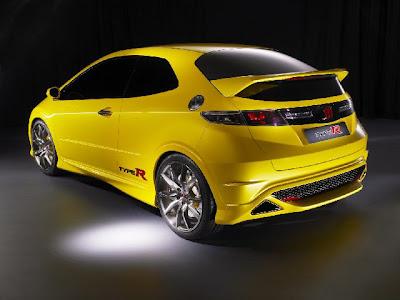 Honda Civic Type-R Car Review