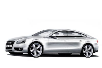 Audi A5 Sportback News Car 2010 Review