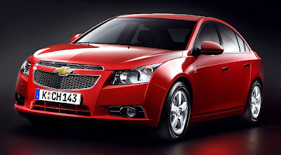 Chevrolet Cruze Car 2010 News Review