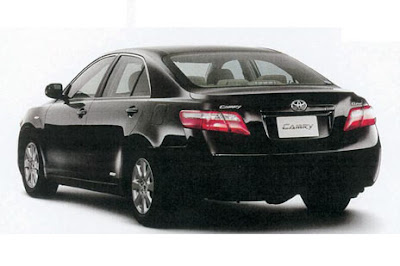 Toyota Camry 2009, New Car Reviews