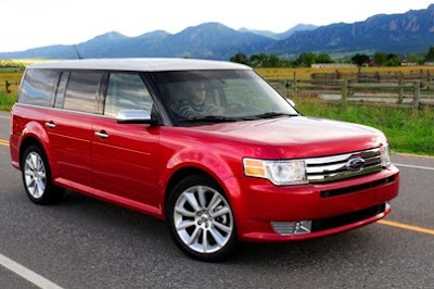 Ford Flex with EcoBoost 2010 Car News Review