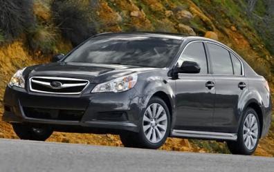 Subaru Legacy 2010 News Car Reviews