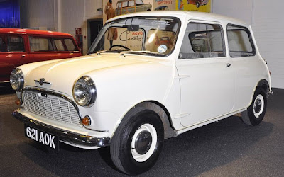 Mini celebrates 50th anniversary, Car News Reviews