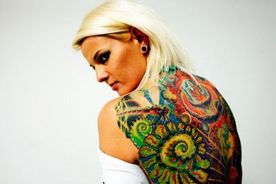 Scene  and Emo Tattoo, Trends Tattoo Design