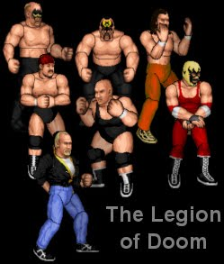 Fpr classics by lord worm legion of doom stable