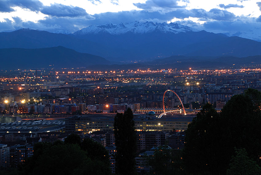 Fabrizio Zanelli - Torino - South Skyline