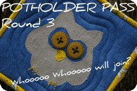 Potholder Pass 3