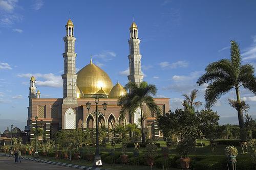 Depok Indonesia  city images : Daftar Hotel Di Indonesia: Masjid Kubah Emas | bandatourism
