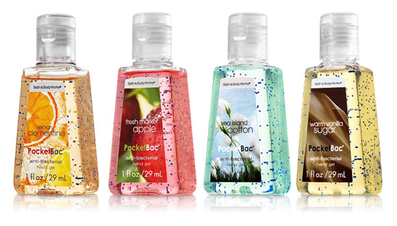 bath and body works hand sanatizer