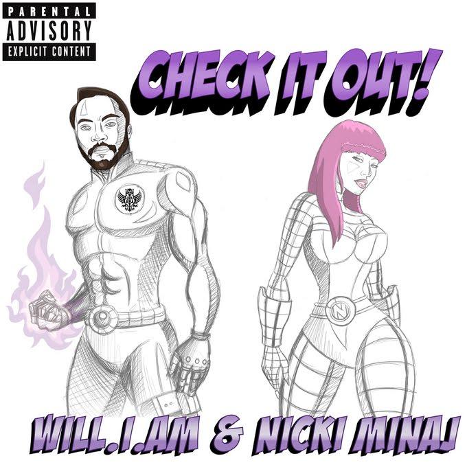 Nicki Minaj feat. Will.I.Am - Check It Out (Filthy Rehab's Supper Club Bootleg)