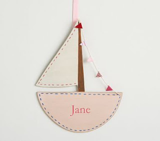 Pottery Barn Kids Nantucket Collection