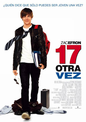 17 otra vez (Dirigida por Burr Steers)( español)
