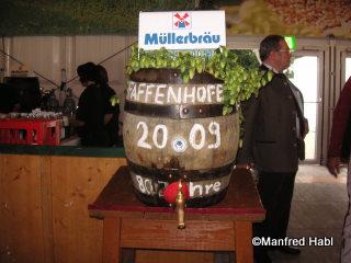 Volksfest Pfaffenhofen 2009