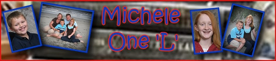 Michele - only one &#39;L&#39;