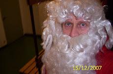 Joulupukki haluaa että myös ylöjärveläiset pääsevät osaksi pukin hyvästä tahdosta