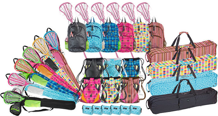 preppy player bungalow scout bags lacrosse stick bags