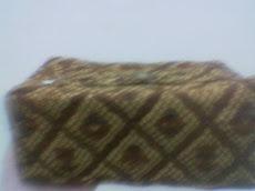 Contoh Souvenir Kami : Tempat Kotak Tissue dari Batik