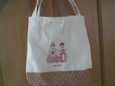 Contoh Souvenir Kami : Tas Blacu Batik