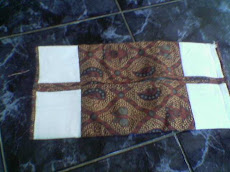 Contoh Souvenir Kami : Tempat Tissue dari Batik
