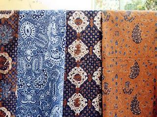 Batik-Tulis Giriloyo (Bantul, Daerah Istimewa Yogyakarta)