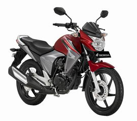 Honda New MegaPro CW | Budaya