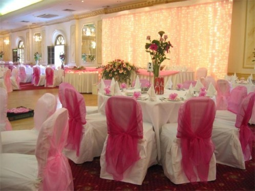 Chair Covers Sashes
