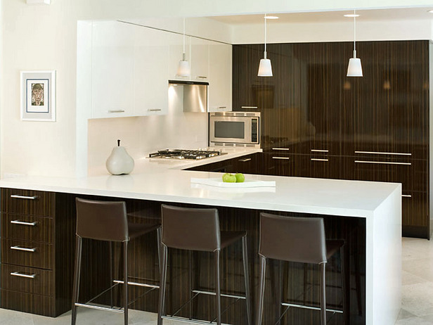 modern interior design kitchen