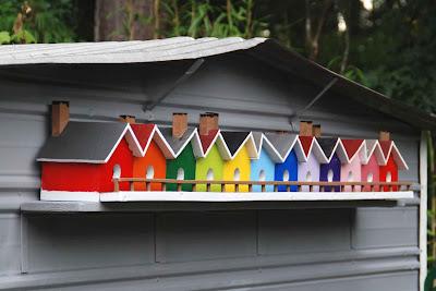 Casa de passarinhos decora o do quarto - Decoracion casa original ...